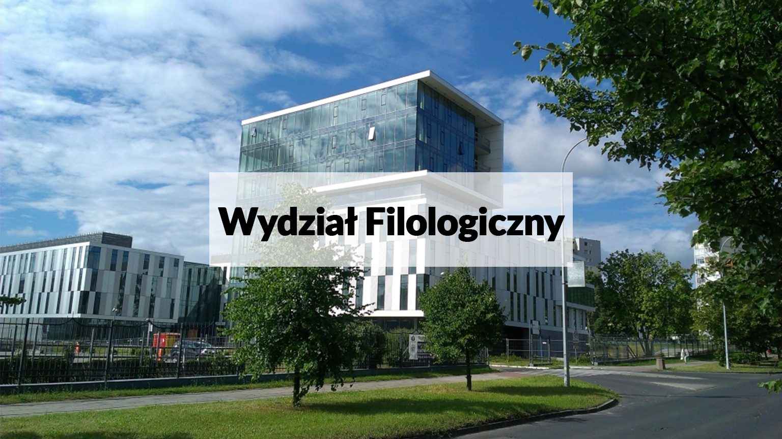 Wydział Filologiczny WOFIKA